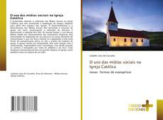 Capa do livro de O uso das mídias sociais na Igreja Católica