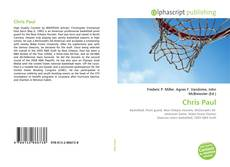 Bookcover of Chris Paul