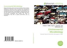 Couverture de Environmental Microbiology