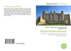 Portada del libro de Charles Dickens Museum