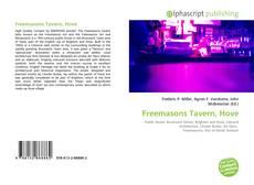 Bookcover of Freemasons Tavern, Hove