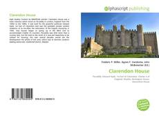 Bookcover of Clarendon House