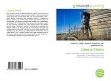 Capa do livro de Liberté Chérie