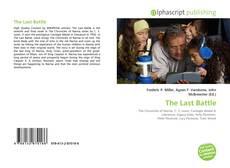 The Last Battle kitap kapağı