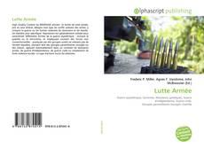 Bookcover of Lutte Armée