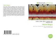 Bookcover of Mano Negra