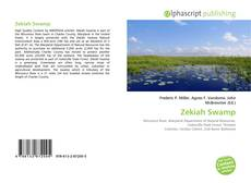 Bookcover of Zekiah Swamp