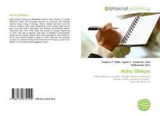 Capa do livro de Achy Obejas