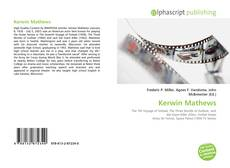 Couverture de Kerwin Mathews