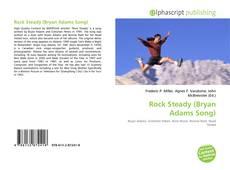 Rock Steady (Bryan Adams Song)的封面