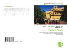 Bookcover of Fulham Palace