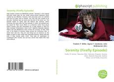 Bookcover of Serenity (Firefly Episode)