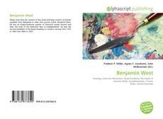 Bookcover of Benjamin West