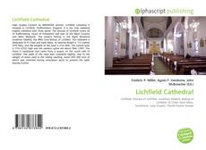 Copertina di Lichfield Cathedral
