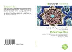 Capa do livro de Dukayniyya Shia