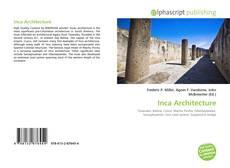Couverture de Inca Architecture