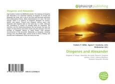 Bookcover of Diogenes and Alexander