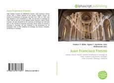 Juan Francisco Fresno kitap kapağı