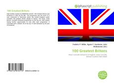 Bookcover of 100 Greatest Britons