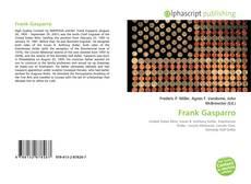 Bookcover of Frank Gasparro