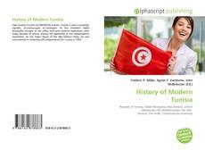 Borítókép a  History of Modern Tunisia - hoz