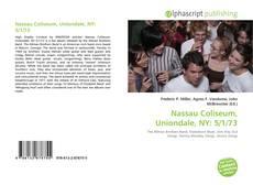 Capa do livro de Nassau Coliseum, Uniondale, NY: 5/1/73