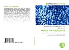 Couverture de Health and Intelligence