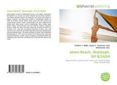 Capa do livro de Jones Beach, Wantagh, NY 8/24/04