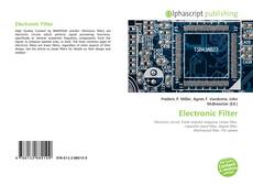 Bookcover of Electronic Filter