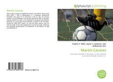 Portada del libro de Martín Cáceres