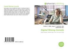 Copertina di Digital Mixing Console