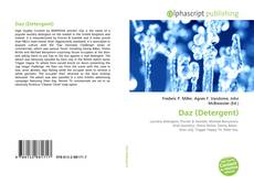 Bookcover of Daz (Detergent)