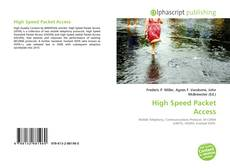 Bookcover of High Speed Packet Access
