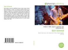 Buchcover von Dan Schmid
