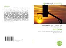 Buchcover von Hal Greer