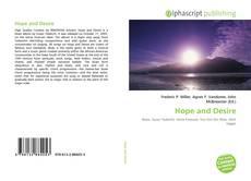 Hope and Desire kitap kapağı