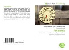Bookcover of Fahrenheit