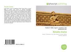 Kevala Jnana kitap kapağı