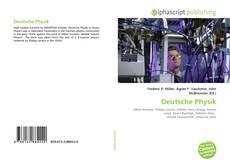 Bookcover of Deutsche Physik