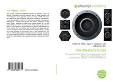 Bookcover of His Master's Voice
