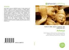 Bookcover of Acharya