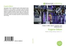 Bookcover of Eugene Odum