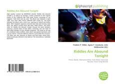 Capa do livro de Riddles Are Abound Tonight