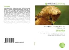 Bookcover of Shechita