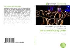 The Grand Pecking Order的封面