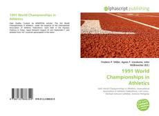 Copertina di 1991 World Championships in Athletics
