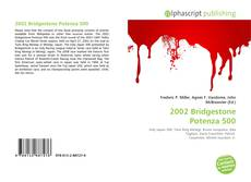 Bookcover of 2002 Bridgestone Potenza 500
