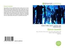 Couverture de Dance (event)