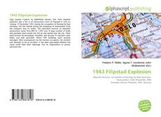 Bookcover of 1943 Filipstad Explosion