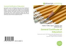 Buchcover von General Certificate of Education